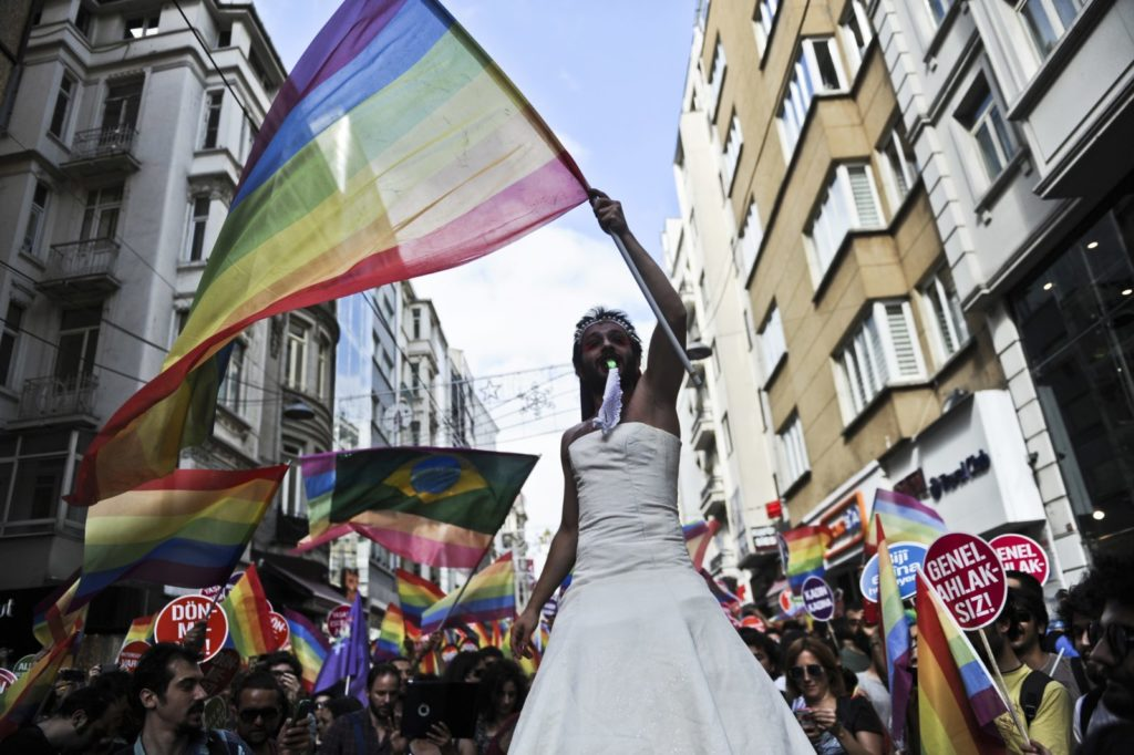 Lgbt+ Acceptance in Turkey, Where a Majority of the Population Is Muslim, Is at an All-Time High