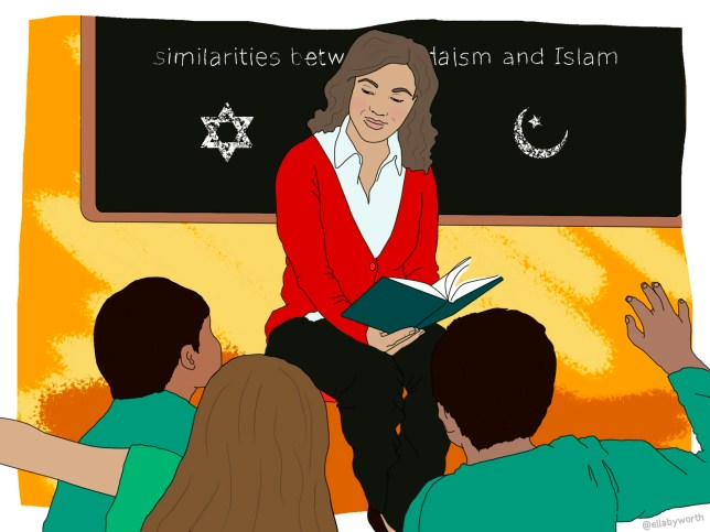 I Was Taught to Stand up to Islamophobia as It's Just Like the Anti-Semitism I Face