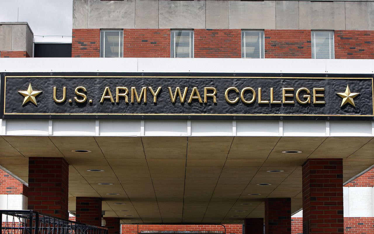 Army War College Postpones Appearance of Controversial Author With Anti-Islam History