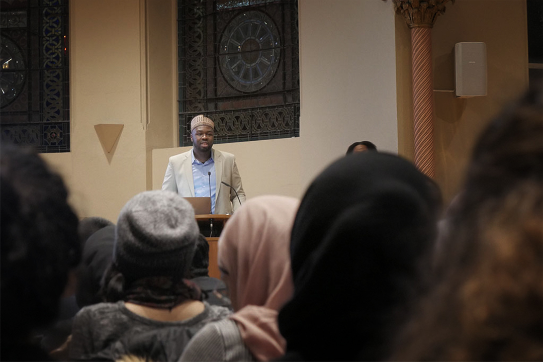 """""""A 700-Year Phenomenon"""": Before Malcolm X Lecture Series Bridges Black, Islamic, and American History"""