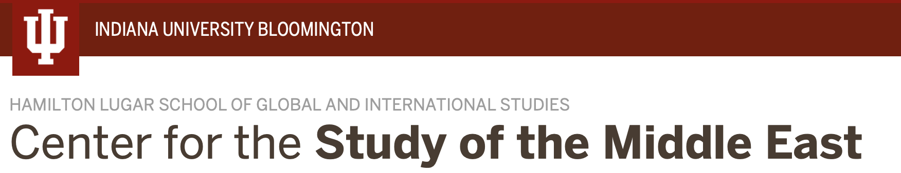 Center for the Study of the Middle East
