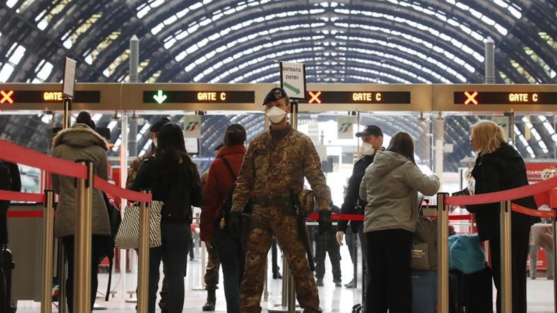 Threat of Coronavirus Pandemic 'Very Real': Live Updates