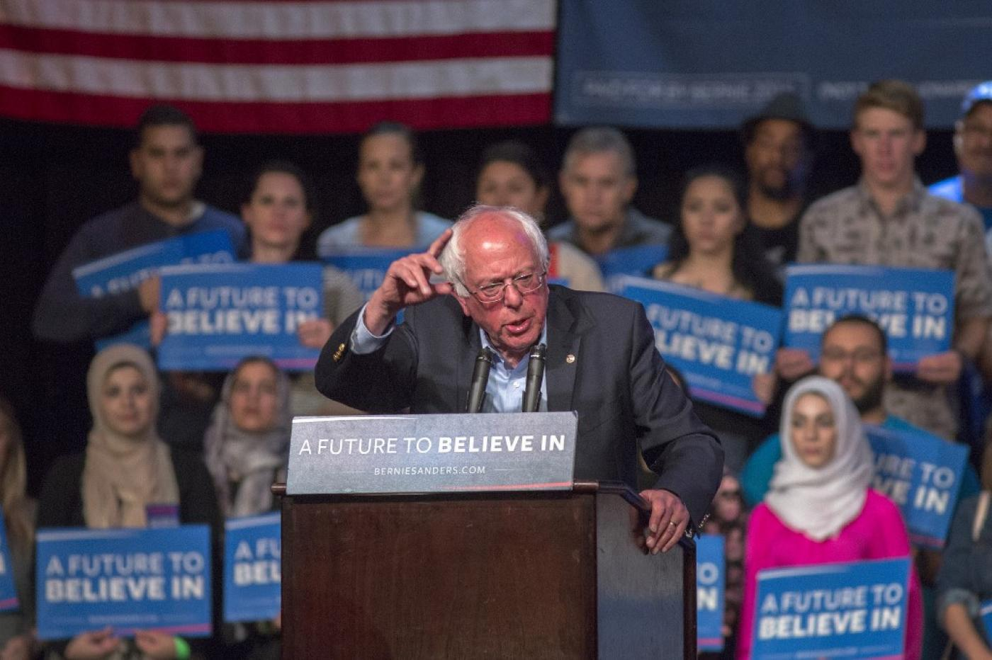 In Battle for the Muslim Vote, Sanders Destroys the Competition: Poll