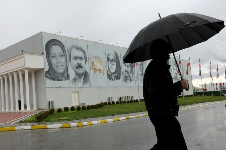 In Albania, Iranian Dissidents Plot a Revolution