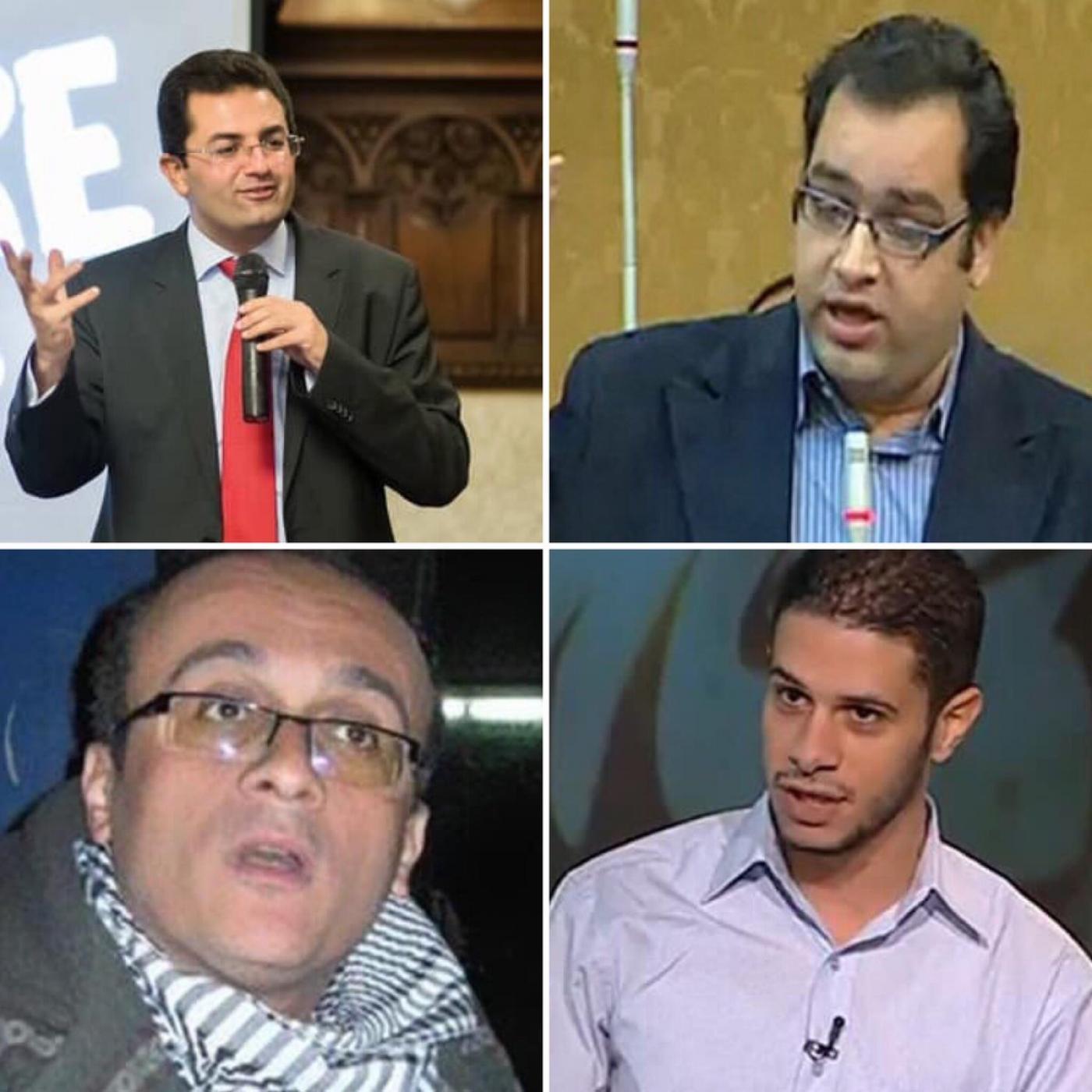 Egypt Rounds up Prominent Leftist Activists, Journalists