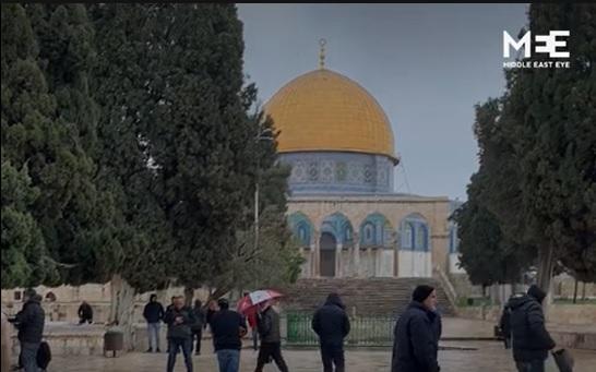 Israeli Settlers Storm Al-Aqsa While Palestinians Are Restricted Amid Coronavirus Spread