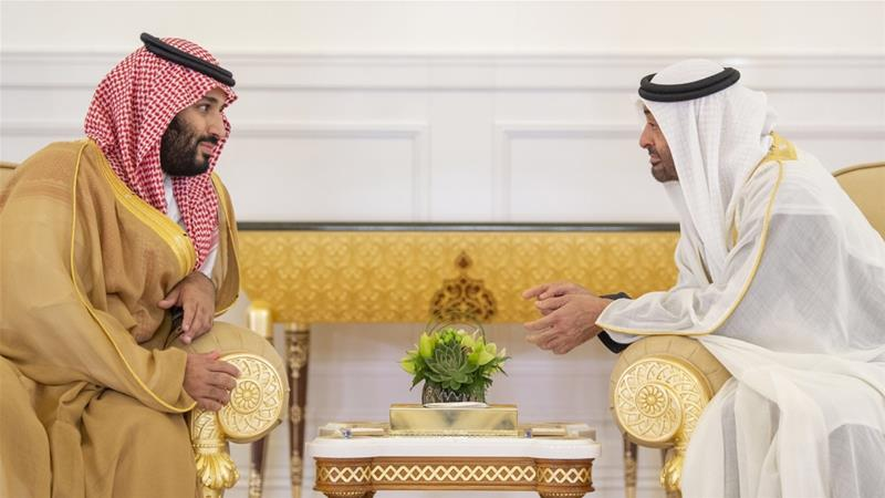MBS-MBZ: A Special Bond Between Two Gulf Princes