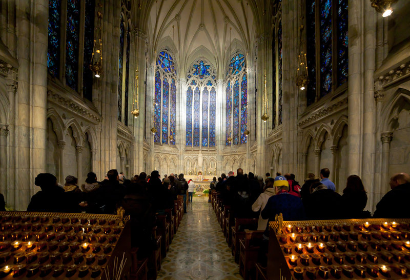 Keep the Faith, Lose the Germs: Clergy Rethink Customs in the Age of Coronavirus