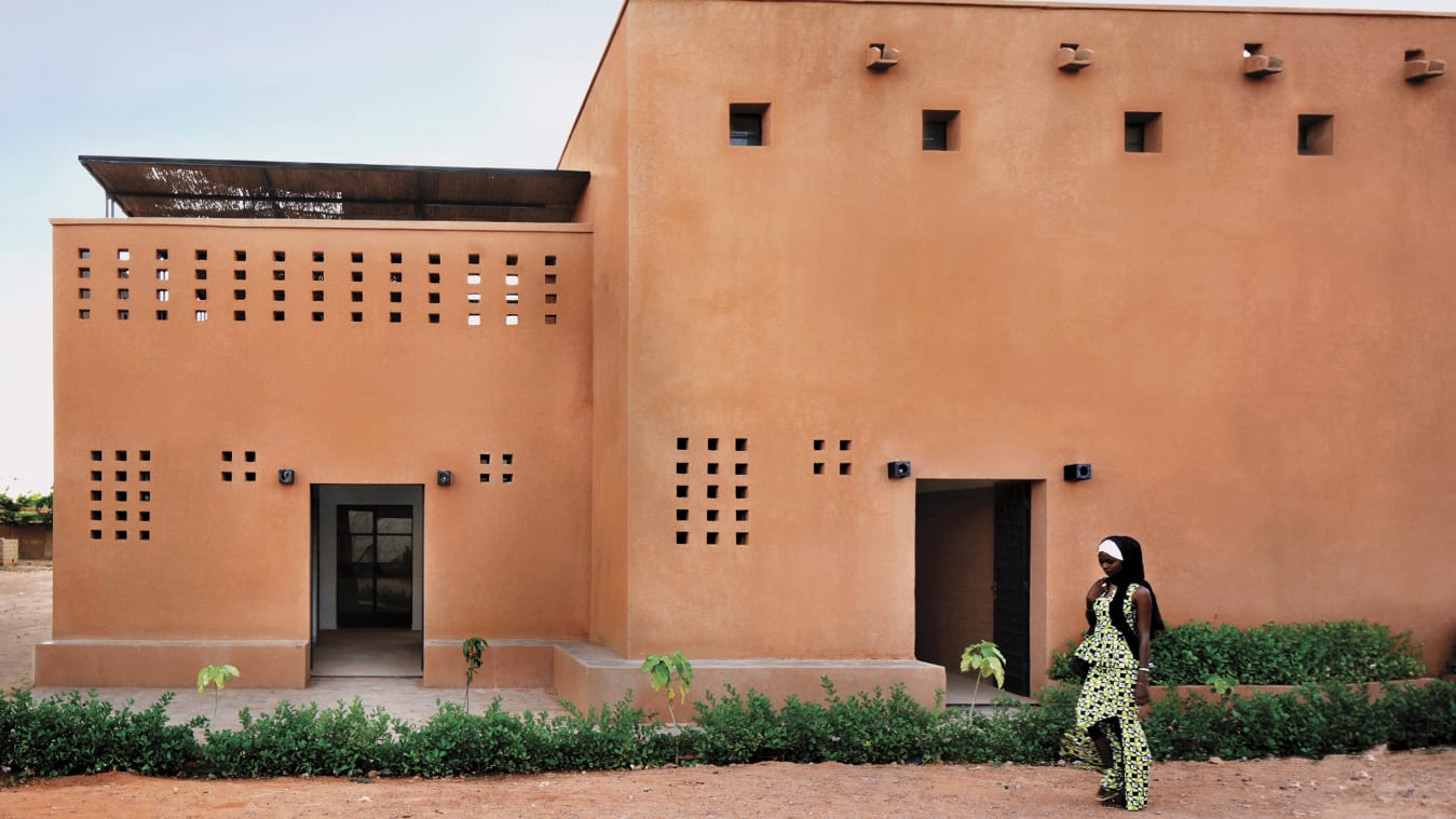 How Architect Mariam Kamara Is Masterminding a Sustainable Future for Niger