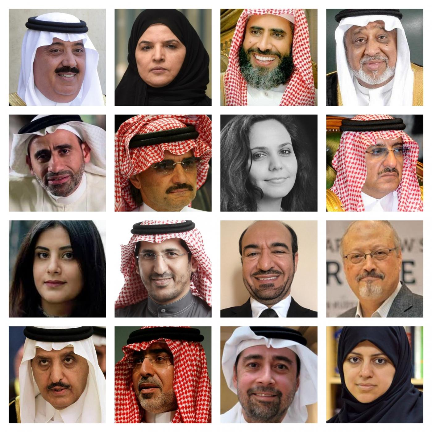 Dead, Detained or Disappeared: A Who's Who of Mohammed Bin Salman's Victims