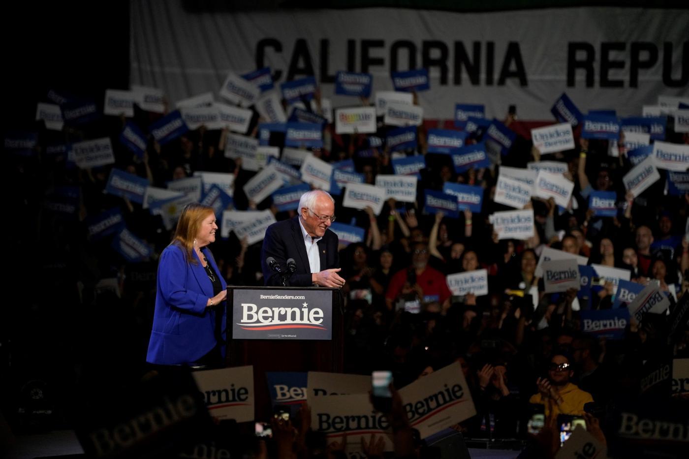 Group of Palestinian Americans Endorses Bernie Sanders for President