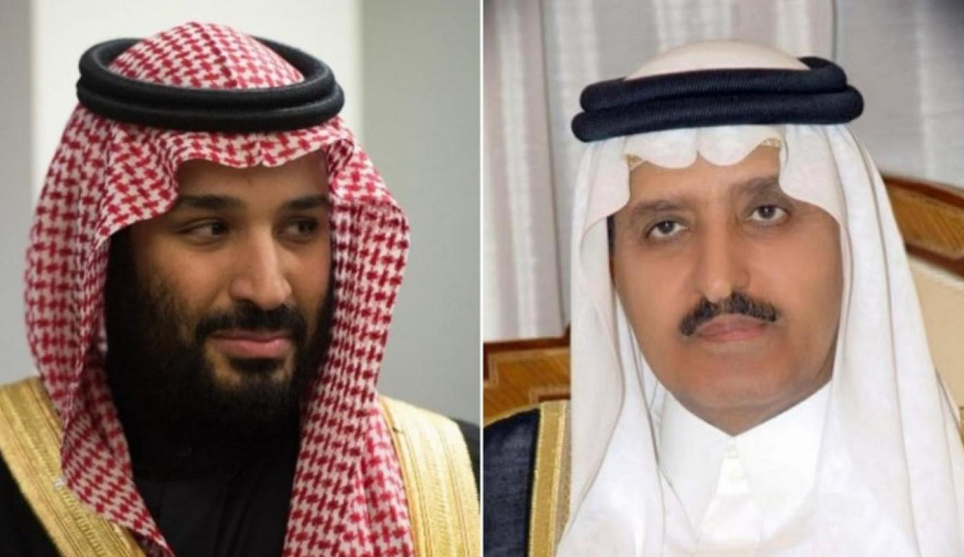 Exclusive: Saudi King's Brother Is Considering Self Exile