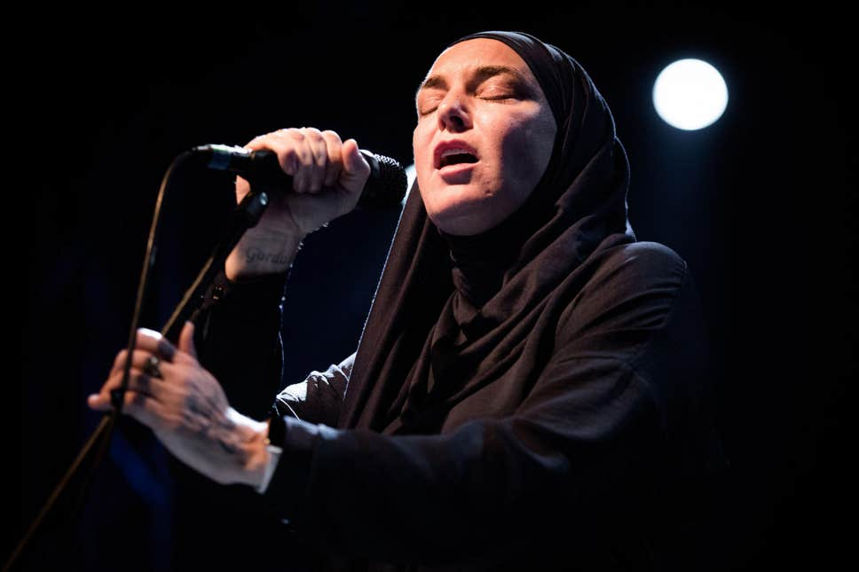Sinéad O'Connor on Religion, Dealing With Pain and the Right to Be Forgotten