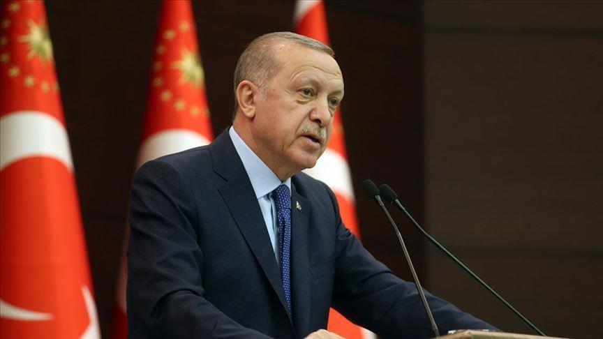 Turkish President Marks Muslim Holy Night of Miraj