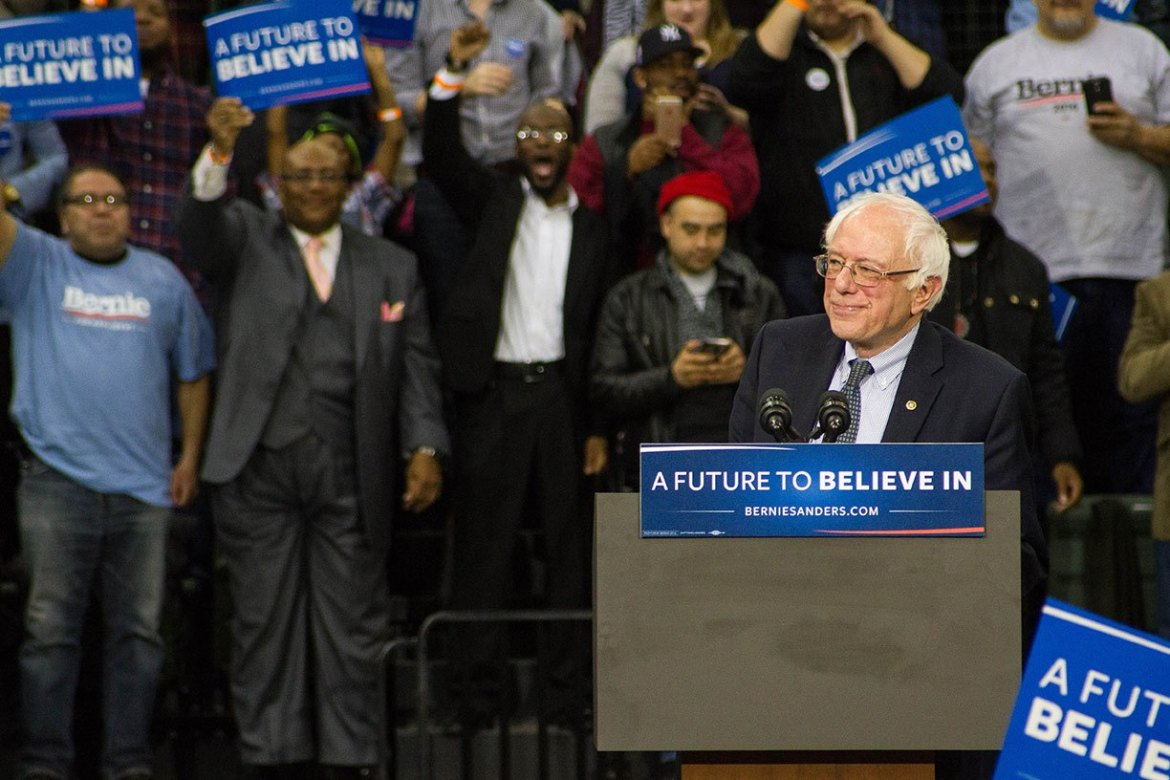 Bernie Sanders Endorsed Former Head of Controversial State Counterterrorism Program