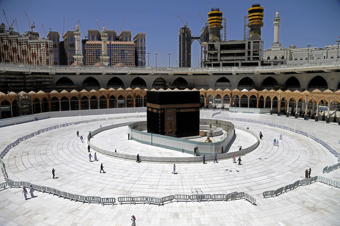 Coronavirus: Saudi Arabia Maintains Group Prayer Suspension for Ramadan
