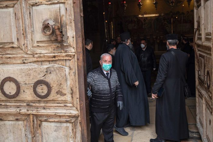 A Muslim Family Opens the Doors to One of Christianity's Holiest Sites, but This Easter It's Been Closed by Coronavirus