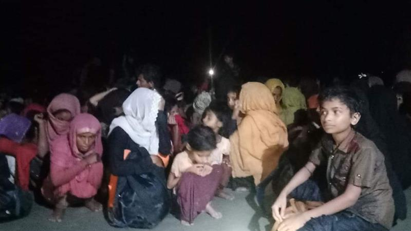 Bangladesh Rescues Hundreds of Rohingya Adrift at Sea; 24 Dead