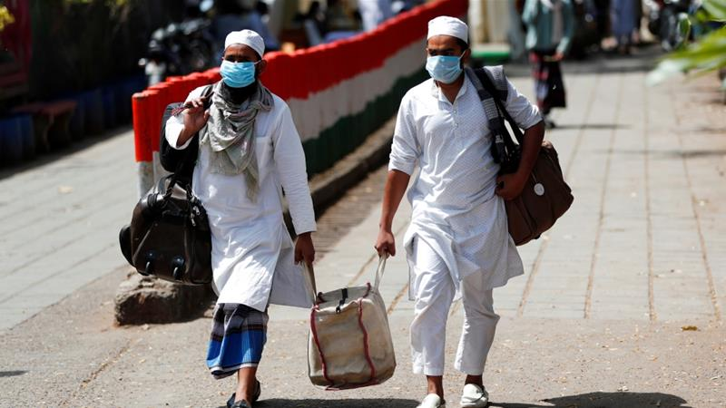 India Tracks Attendees After Muslim Event Linked to Virus Cases
