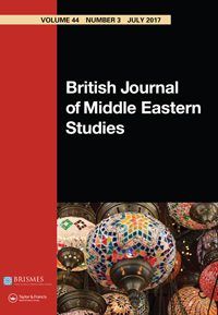 British Journal of Middle Eastern Studies