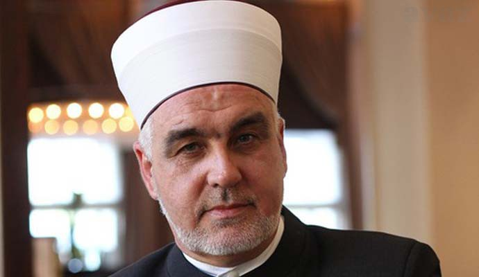Head of the Islamic Community in Bosnia and Herzegovina Extended Congratulations for Easter