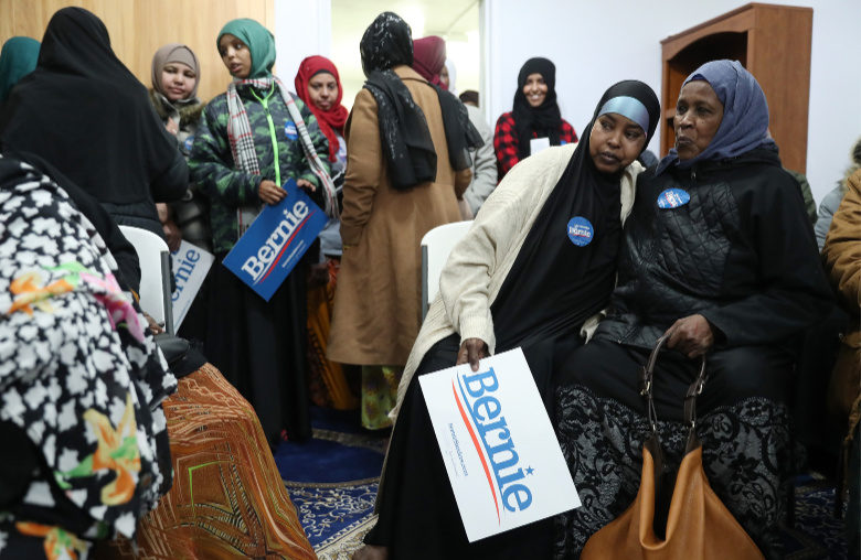 Beyond Bernie: Where Do American Muslim Voters Go From Here?