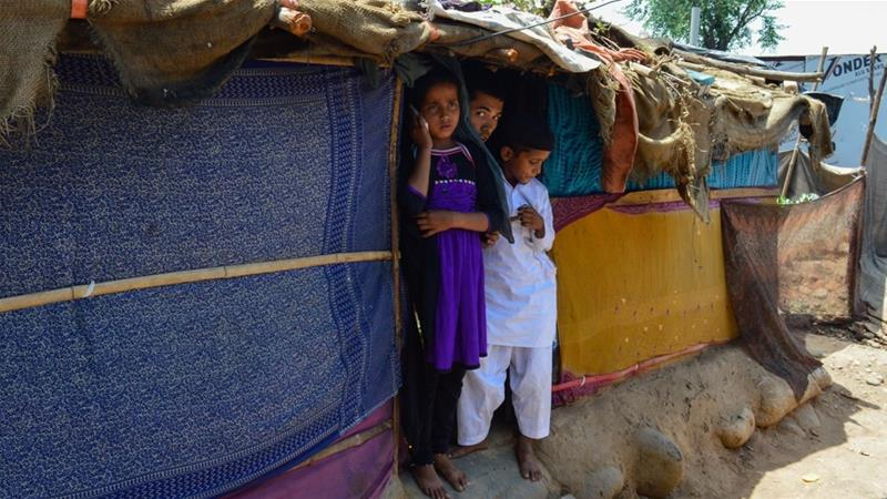 'Hunger Will Kill Us Before Coronavirus', Say Rohingya in India
