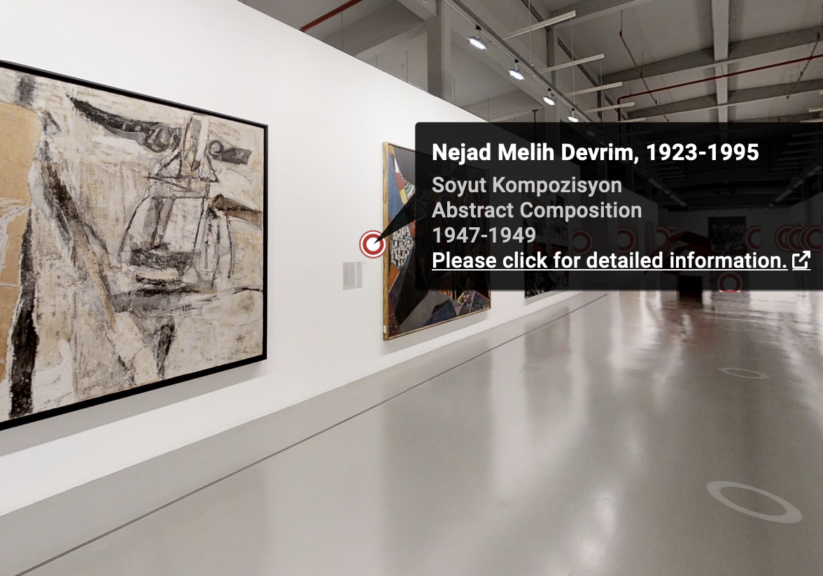 Virtual Tour of Istanbul Modern Museum