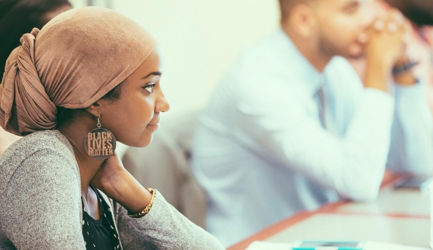 Black Muslims in the US Fear They Could Be 'Disproportionately Impacted' by Coronavirus