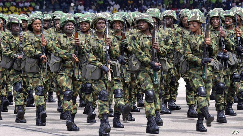 Nigeria Announces 'Massive' Joint Offensive on Jihadists