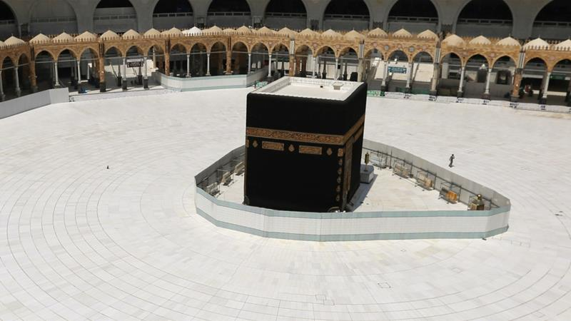Saudi Tells Muslims to Wait on Hajj Plans Amid Coronavirus Crisis