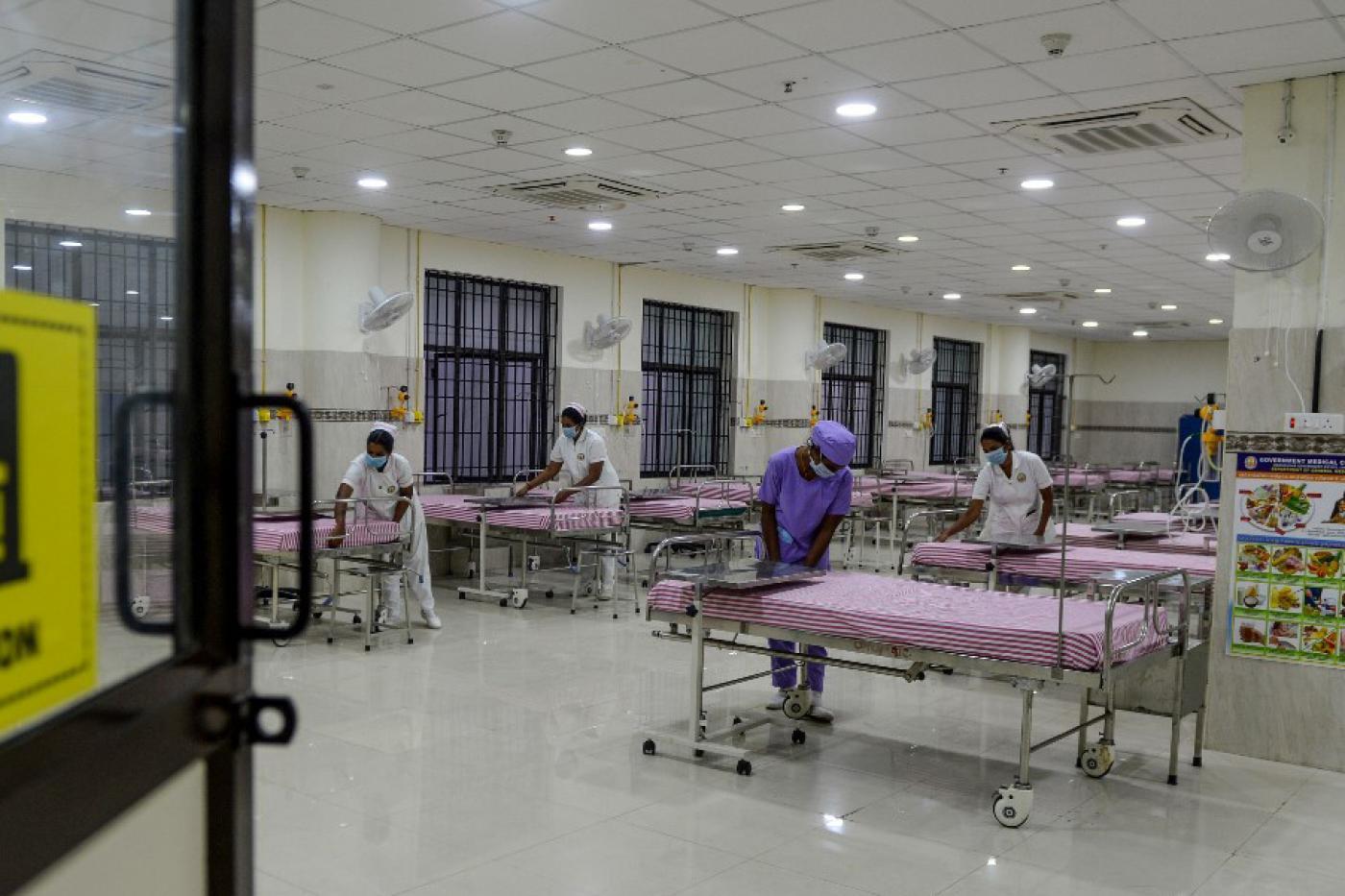 Indian Hospital Accused of Segregating Hindu and Muslim Coronavirus Patients