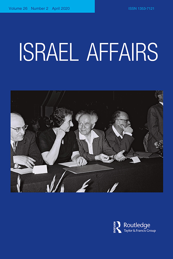 Israel Affairs