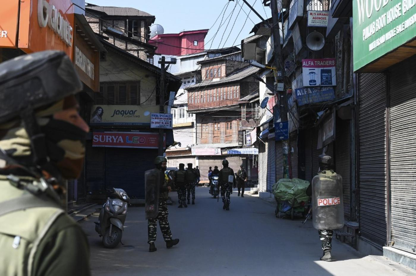 Kashmiris Equate India's New Domicile Law With Israel's 'Settler-Colonial' Project