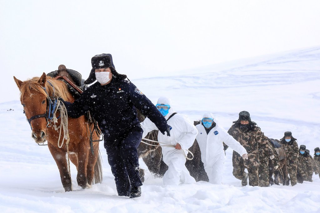Xinjiang Returns to Work, but Coronavirus Worries Linger in China