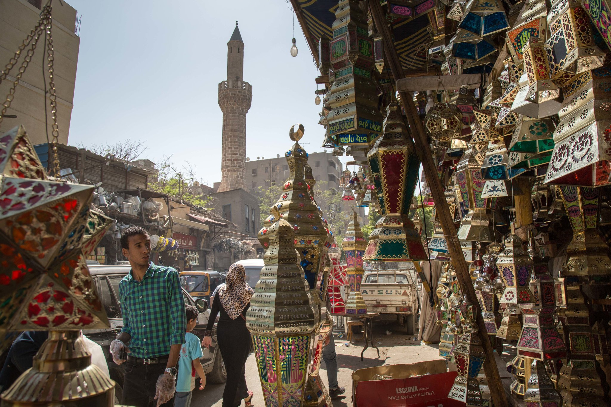 In Old Cairo, a Subdued Ramadan Looms as Virus Shutters the City