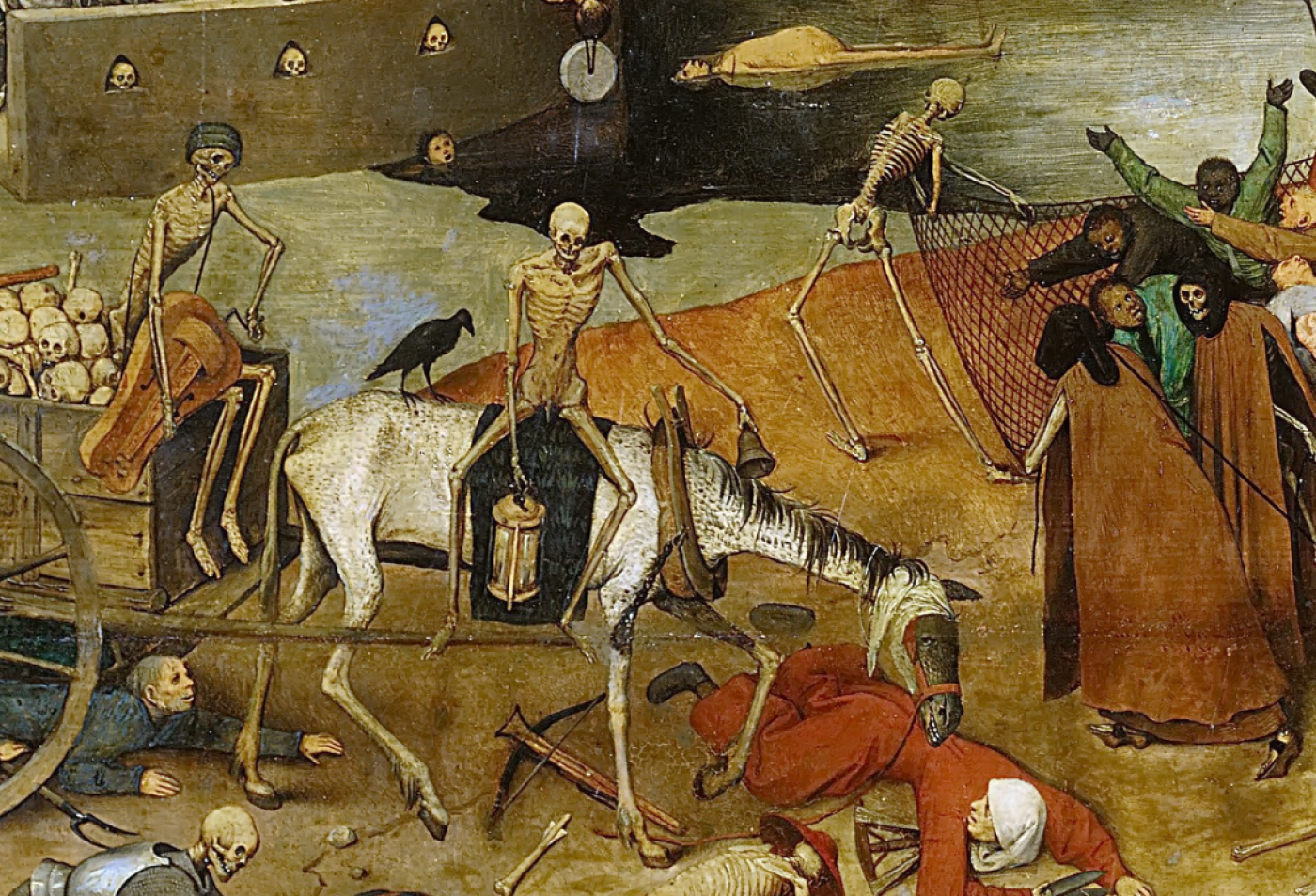 Plague and Poetry: How Middle East Authors Have Written About Disease