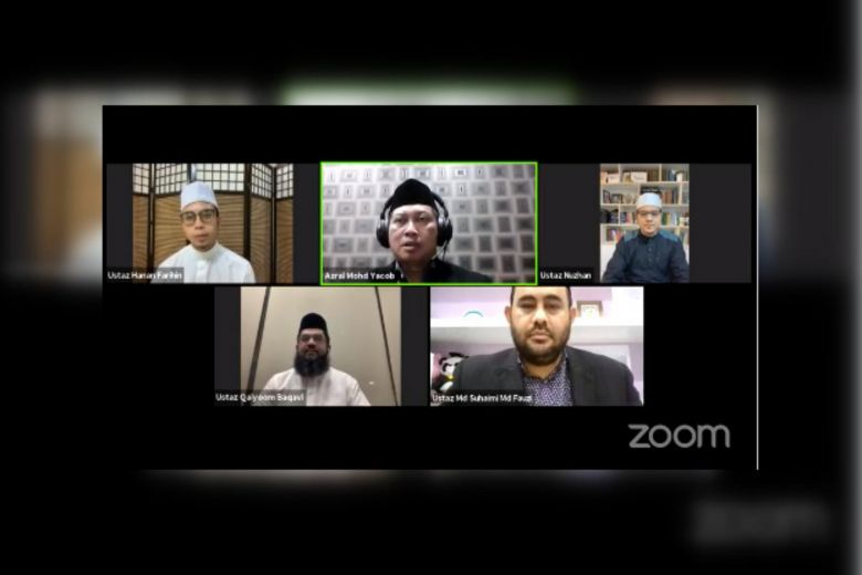 More Than 9,100 People Join Muslim Virtual Prayer Session