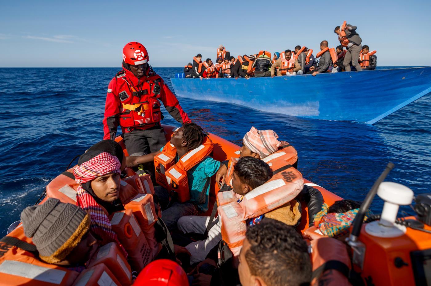 'The Game': The Gamble Bangladeshis Take in Libya to Reach Europe