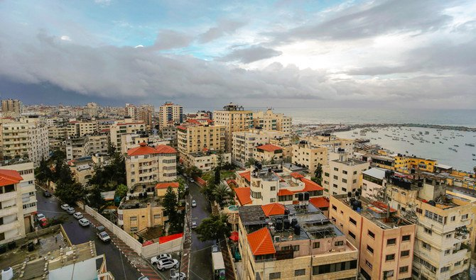 Ramadan Roles Help the Unemployed in Gaza
