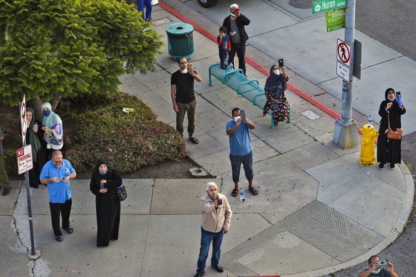 Mosques Adapt to Coronavirus Shutdown by Sharing the Call to Prayer. in Culver City, Neighbors Said It Was Too Loud