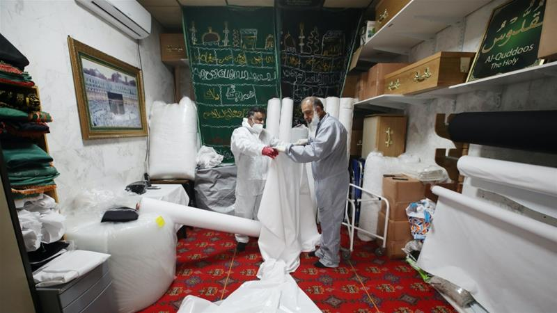 Amid the Coronavirus, Bailing out Mosques Is Essential