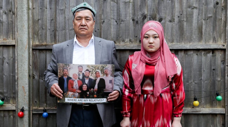 China Is Spying on Uighur Muslims in the UK