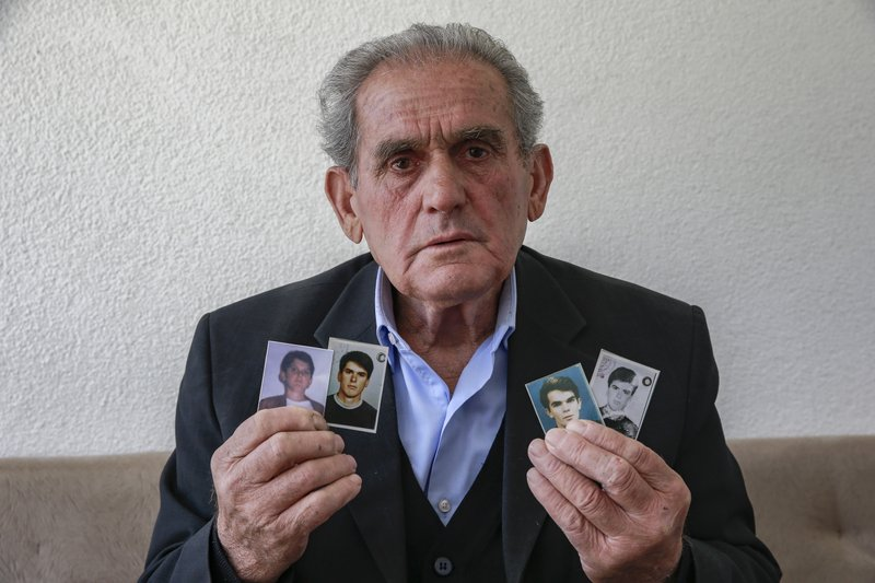 Kosovo Families Seek Answers 21 Years After Serb Conflict