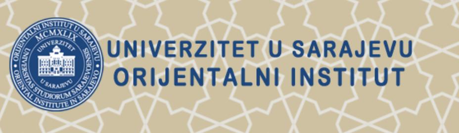 Institute for Oriental Studies