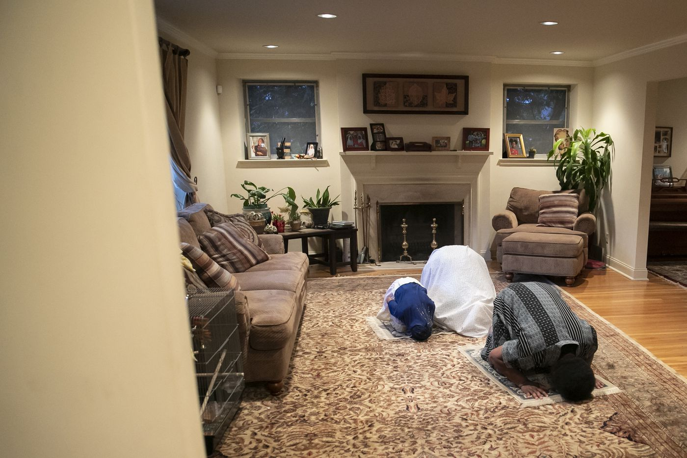 For Philadelphia-Area Muslims, Breaking their Daily Fast Brings a Mix of Emotions
