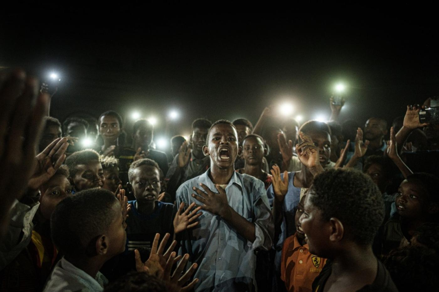 Poetry of Protest: The Award-Winning Photo That Captured Sudan's Revolution