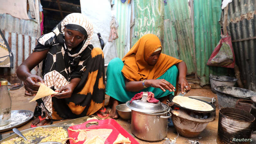 Un: Somalia Faces Dire Threats From Conflict, Natural Disasters, COVID