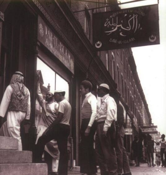The Beginnings Of The Darul Islam Movement In America