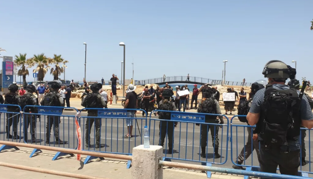 Israeli Court Freezes Construction on Jaffa Muslim Cemetery After Days of Protests